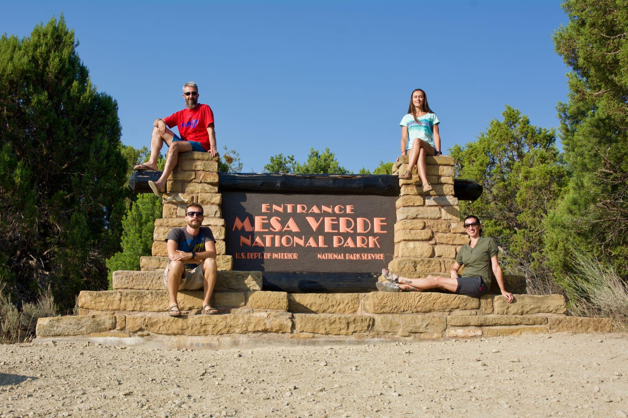 Ingresso Mesa Verde National Park