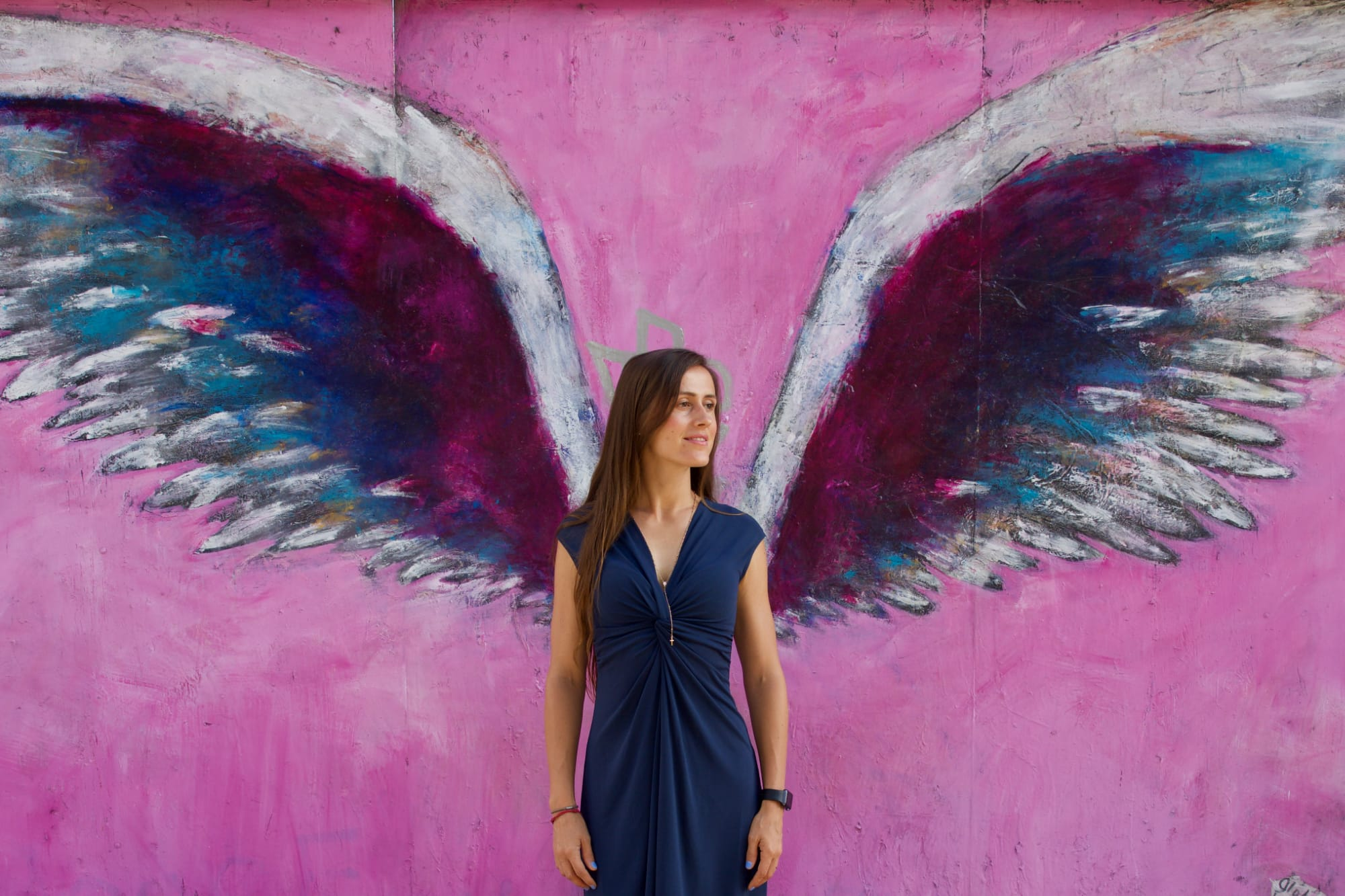 The Global Angel Wings Project di Colette Miller