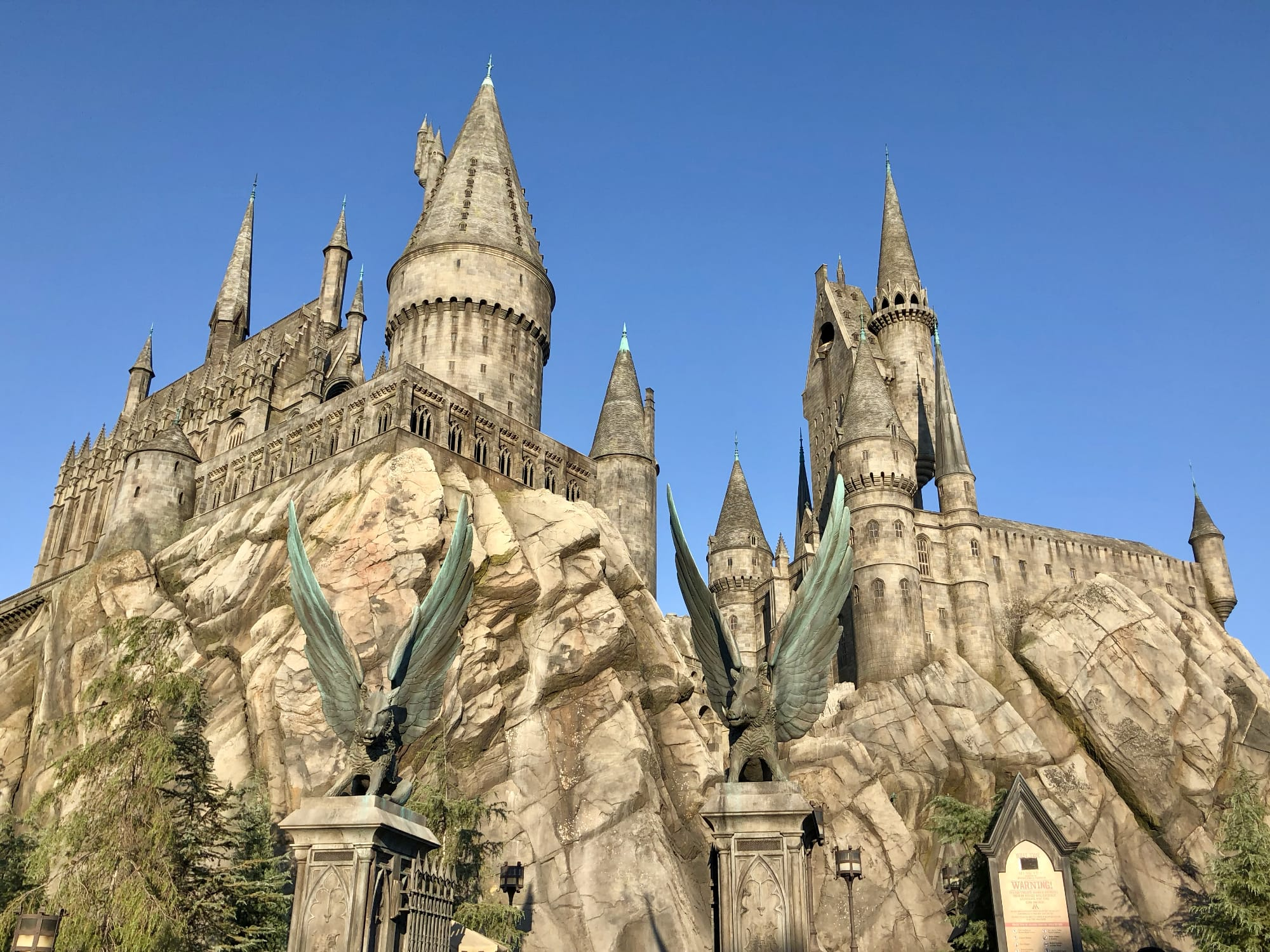 Wizarding World of Harry Potter, Universal Studios