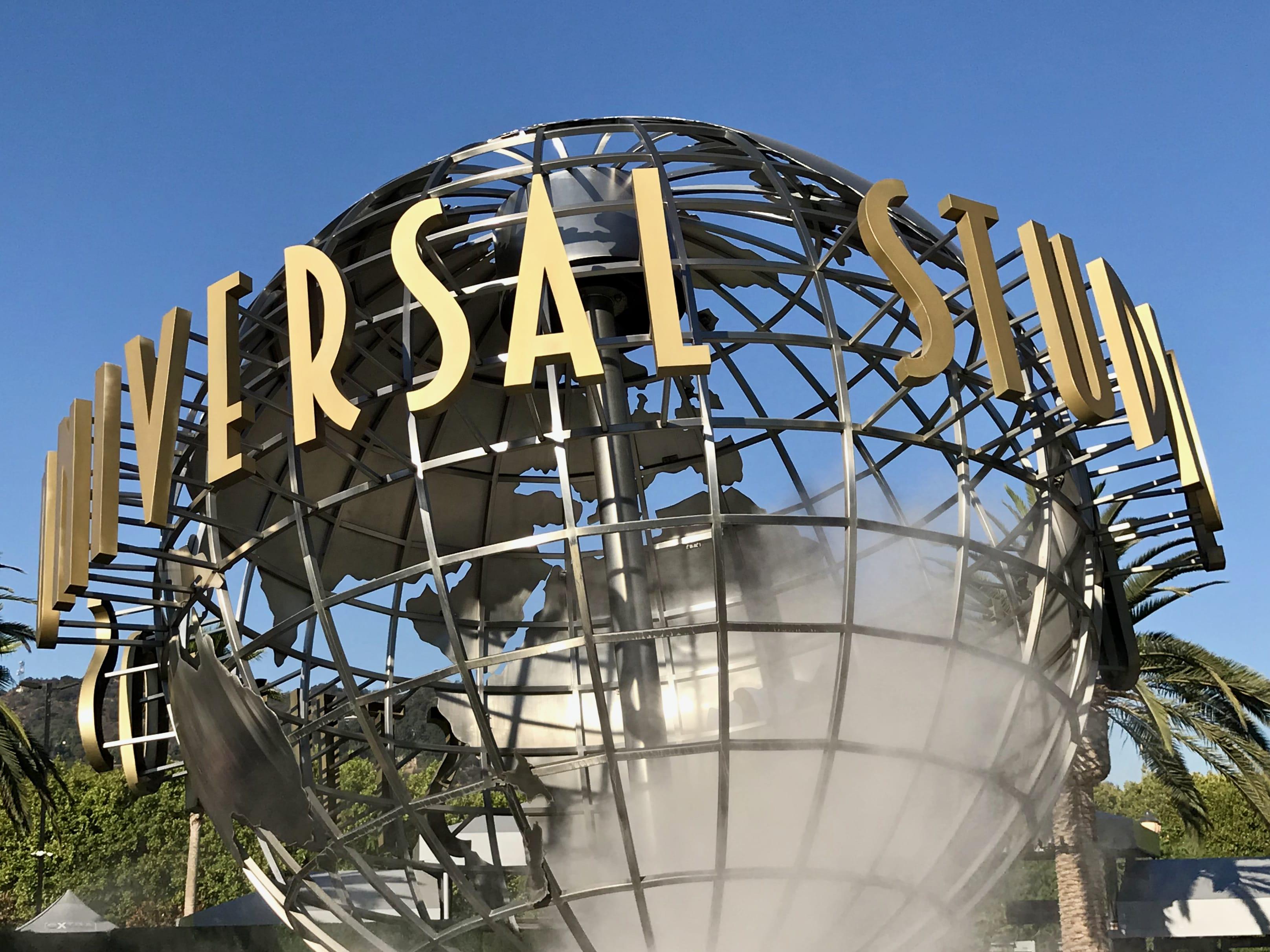 Il simbolo degli Universal Studios