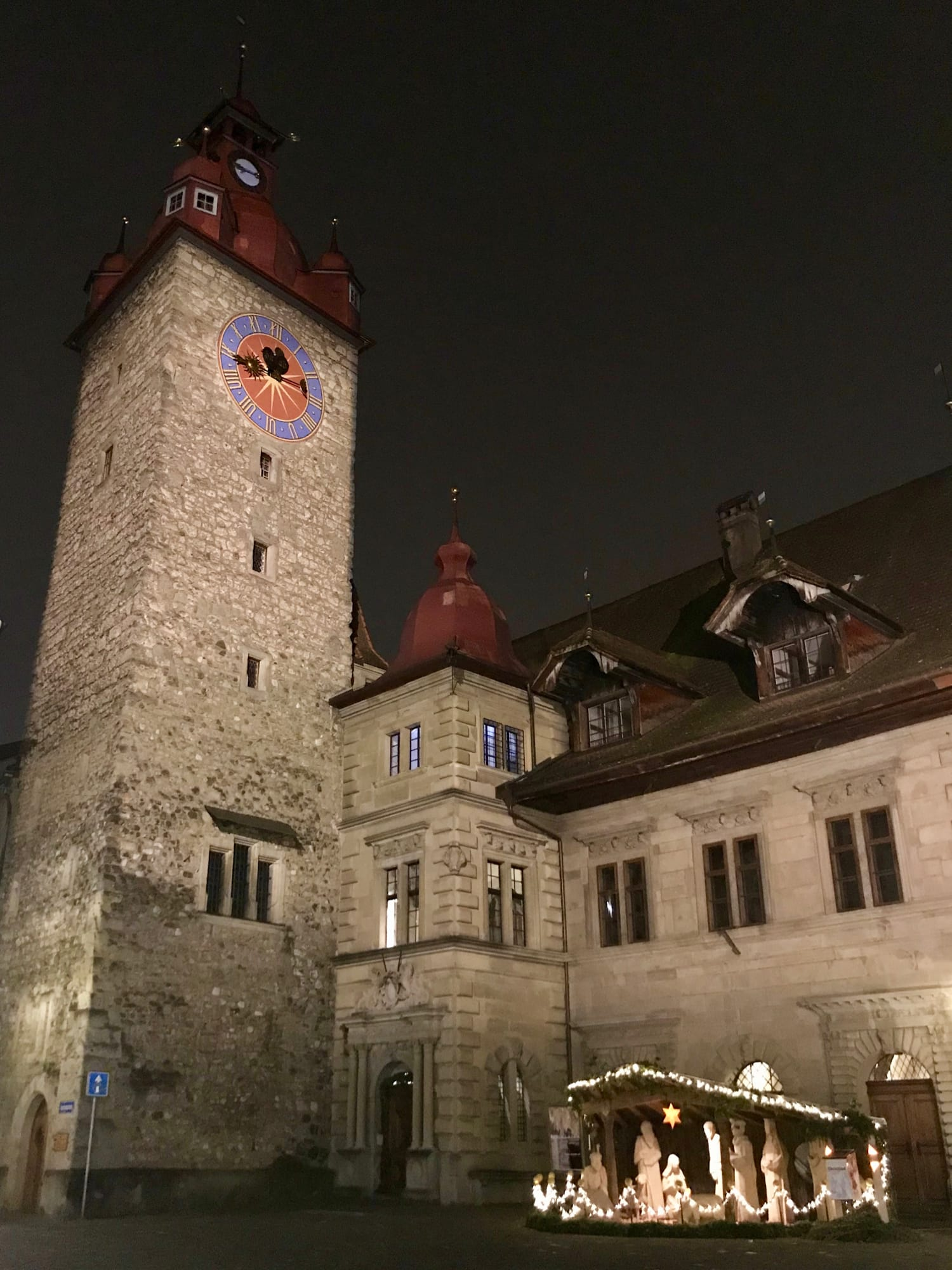 Rathaus di Lucerna