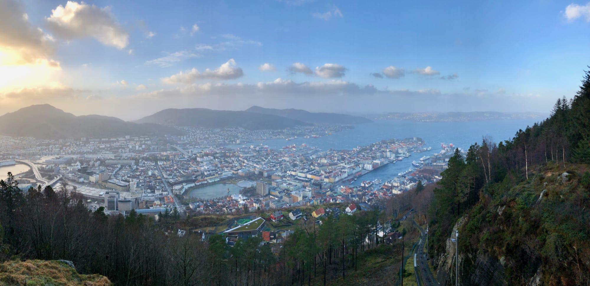 Bergen: cosa fare nella città tra fiordi e montagne