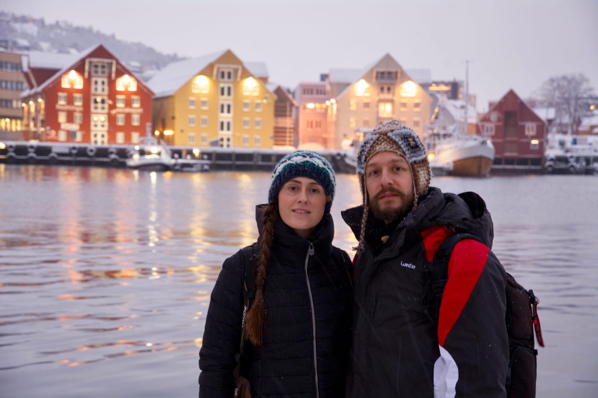 Noi a Tromso
