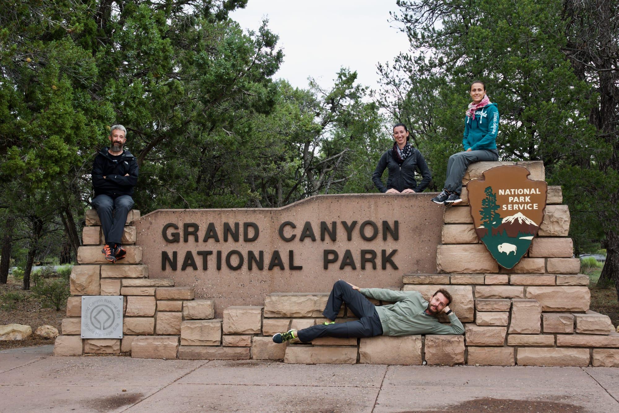 Ingresso al Grand Canyon