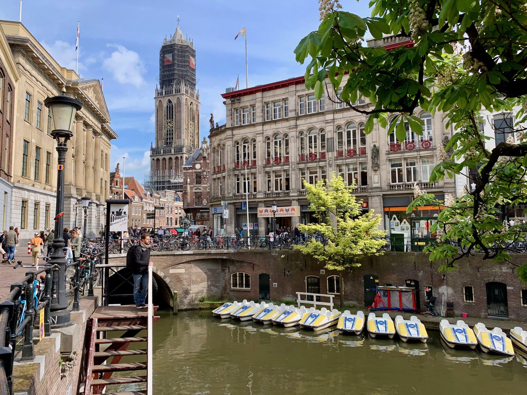 Le città dei canali: Utrecht, Delft e Haarlem