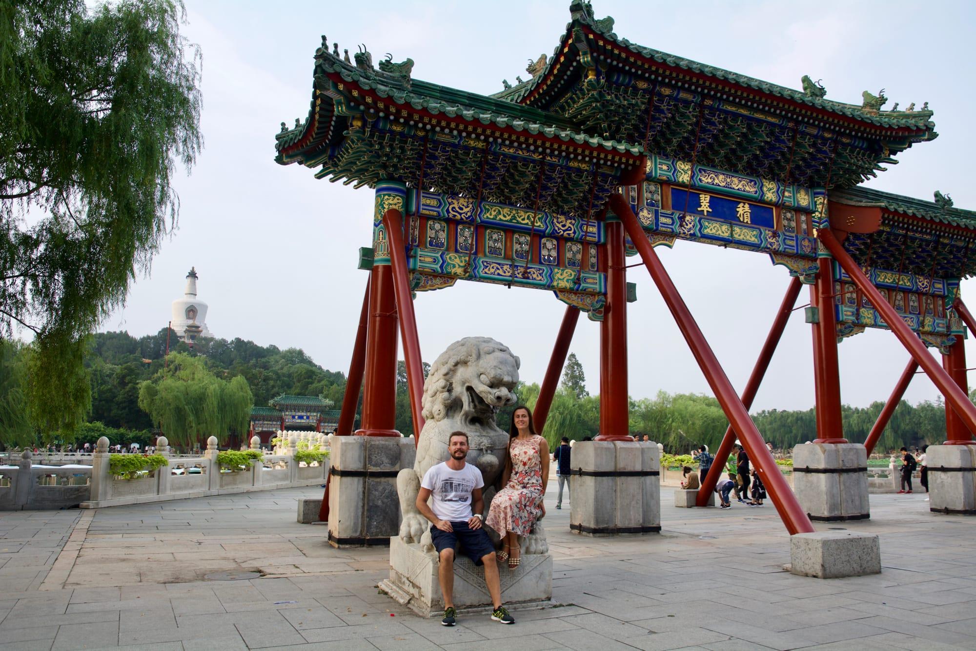 Beijing: il nostro ingresso in Cina