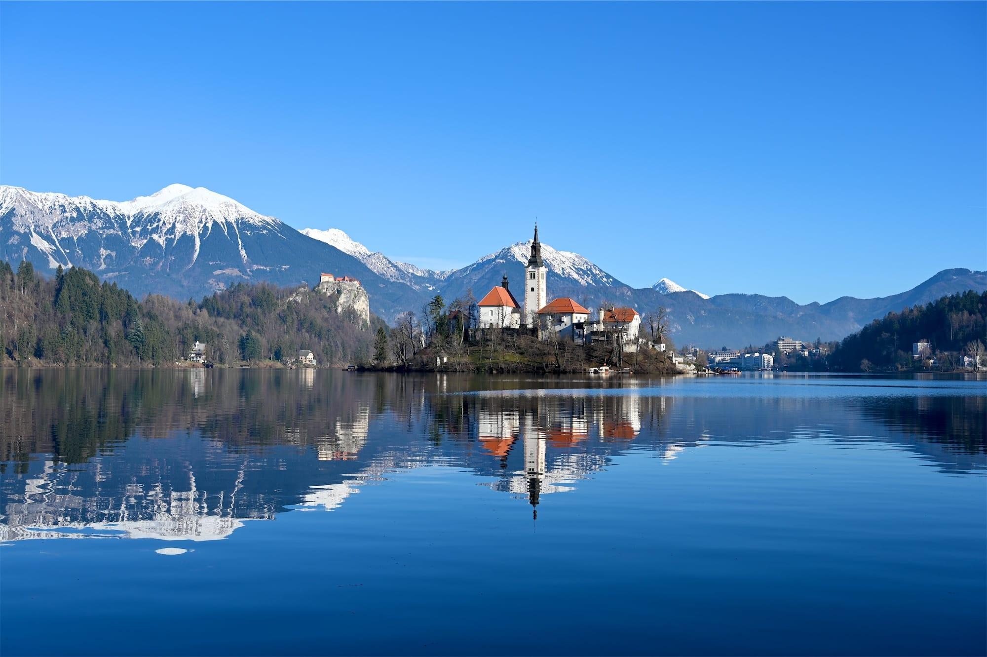 Bled: la Slovenia romantica