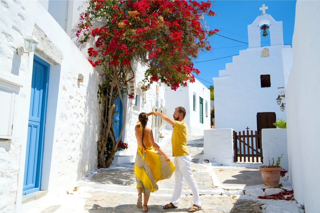 Greece: our tour among smaller islands