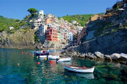The colors of Cinque Terre